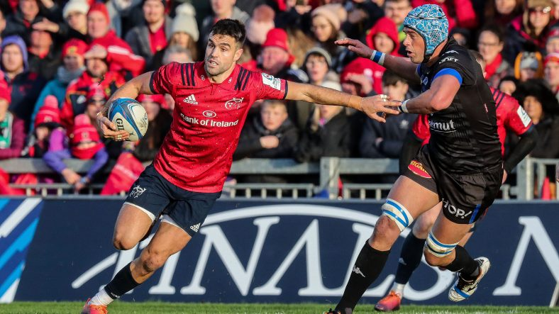 Munster defeat Castres in scrappy Pool 2 encounter