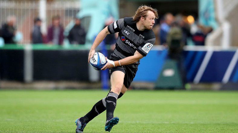 Newcastle seek revenge over Edinburgh at Kingston Park