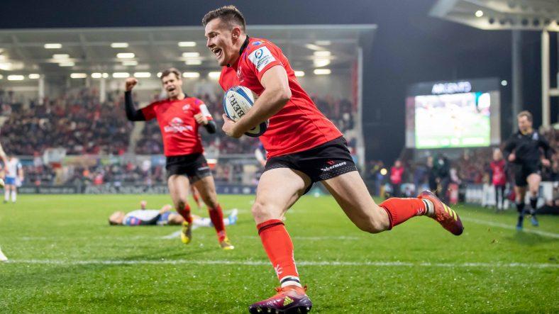 Dominant Ulster bag bonus point win over Scarlets