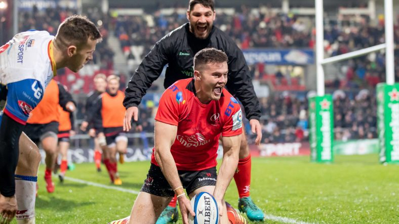 Ulster aiming for away success at Leicester