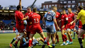 Résumé vidéo : Cardiff Blues – Saracens