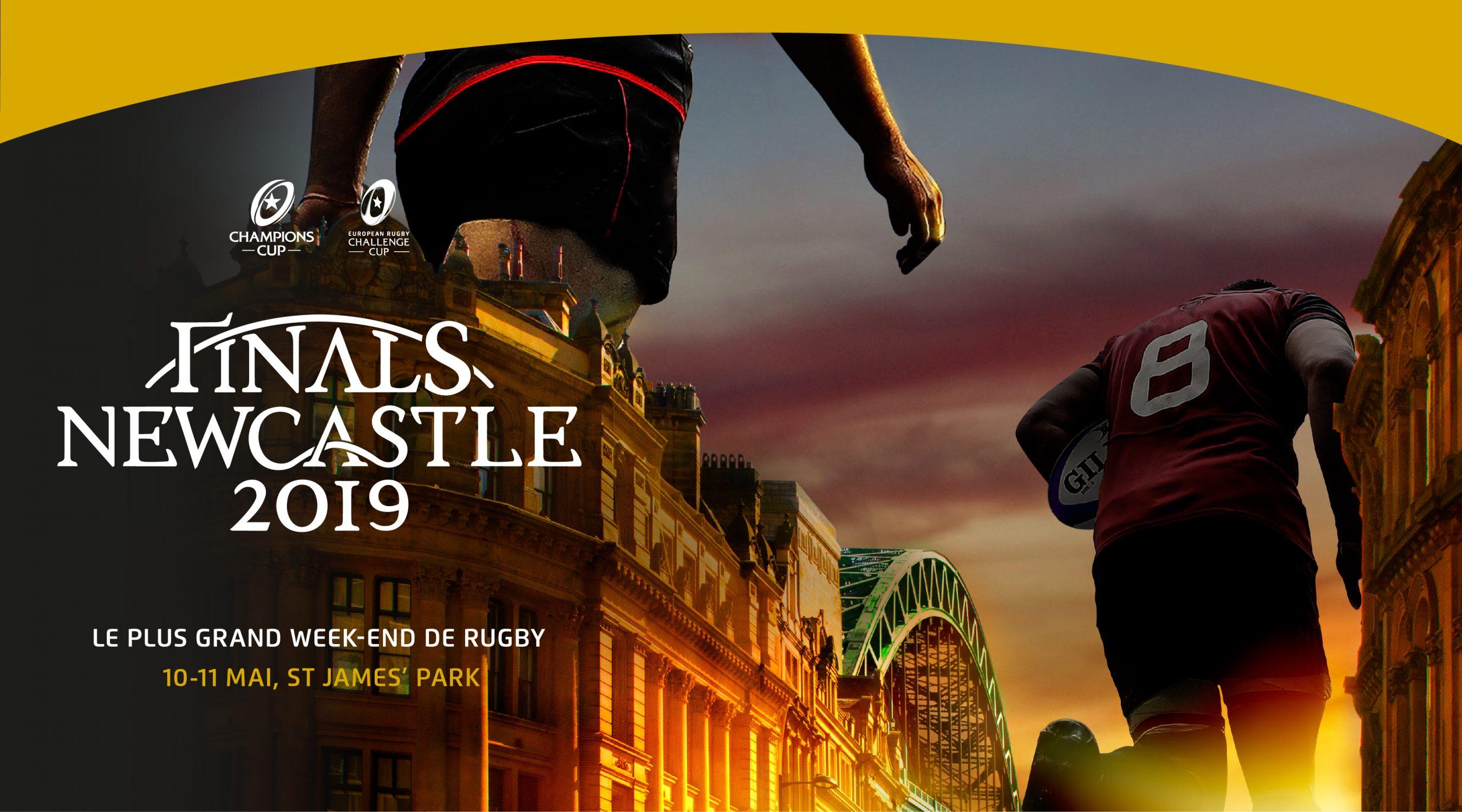 Finales Newcastle 2019
