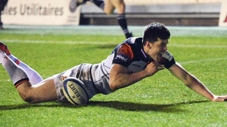 Edinburgh battle from behind to clinch historic victory in Toulon