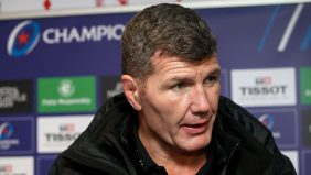 Munster clash will be 'fantastic test' says Baxter