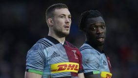 Harlequins reach last eight after bonus-point win at Agen