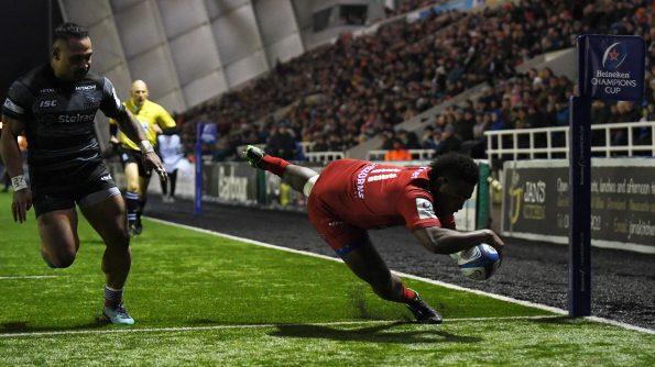 Résumé vidéo : Newcastle Falcons – RC Toulon