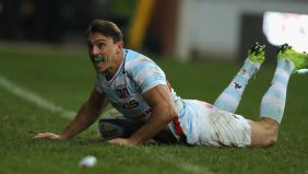 Racing book home quarter-final after entertaining triumph over Scarlets