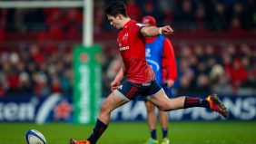 Carbery kicks Munster into last eight after absorbing win over Exeter