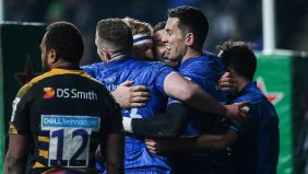 Leinster secure home quarter-final with win over Wasps