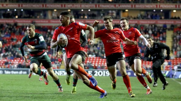 Classic European clashes: Leicester Tigers v Ulster Rugby