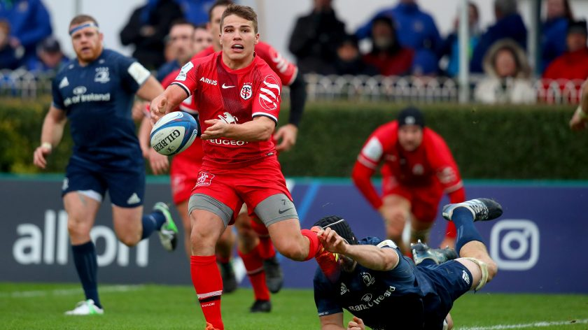 Six Nations: French name unchanged team for Ireland