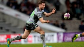 Carty targets first European trophy for Connacht