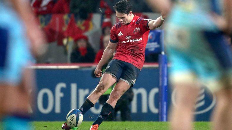 Munster travel to Edinburgh for 18th European quarter-final
