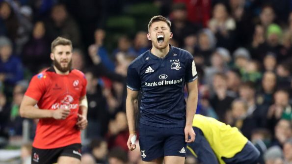 Leinster edge out Ulster in all-Irish affair to reach last four