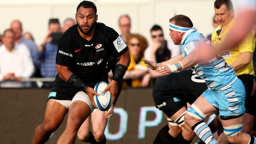 We must bring our A game to semi-final says Vunipola