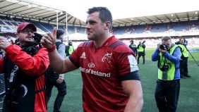Stander credits fans for lifting Munster to semi-final record