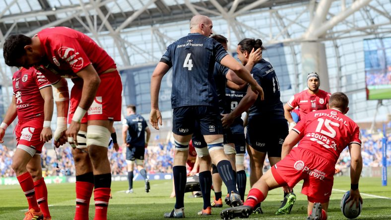 Leinster clinch Heineken Champions Cup final spot with victory over Toulouse