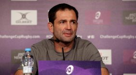 Azéma says Challenge Cup final represents 'new chapter' for Clermont