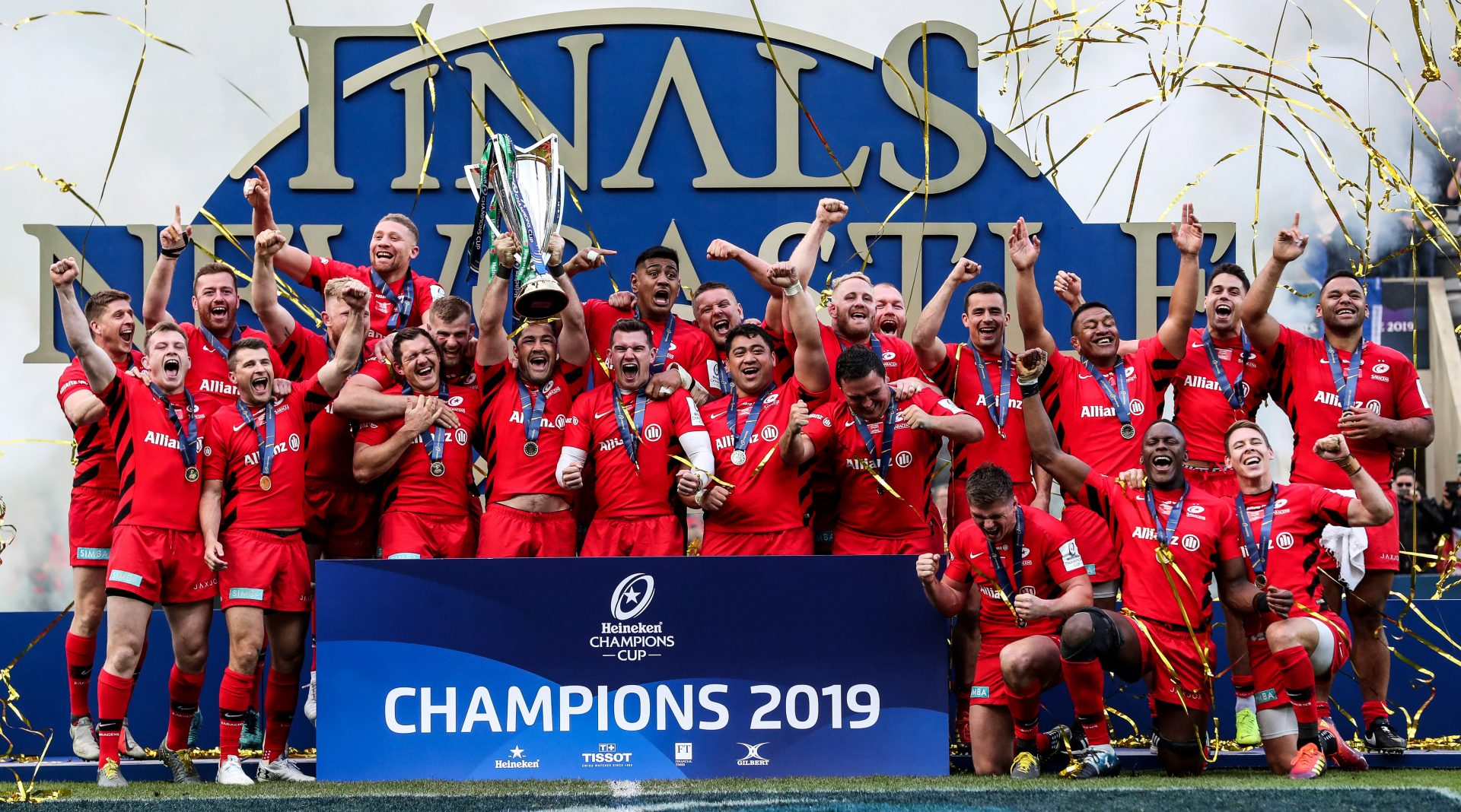 Champions Cup | Champions