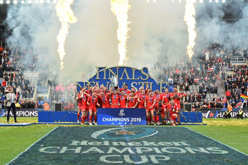 Final Highlights: Leinster Rugby v Saracens