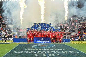 Final Highlights: Leinster Rugby v Saracens