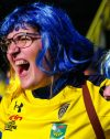 Yellow Army out in force to greet Challenge Cup winners