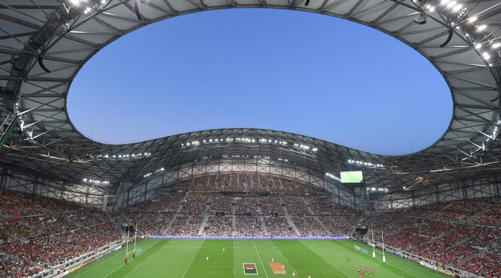 Fantastic rugby on the cards for Marseille 2020 says Habana