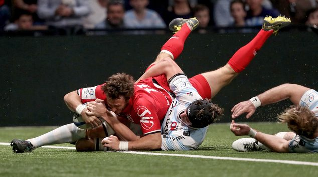Médard wins Try of the Season