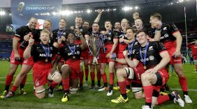 Saracens aiming for repeat of 2016 double