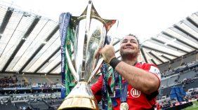 Saracens' double 'special' says captain Barritt