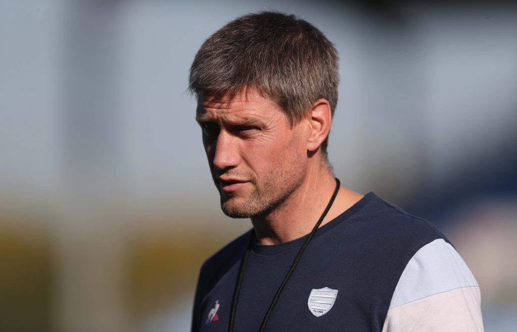 Ronan O'Gara nouvel entraîneur de La Rochelle