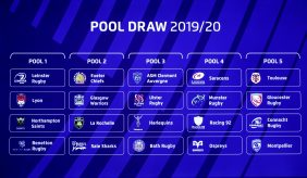 European Professional Club Rugby | Watch the 2018/19 Pool