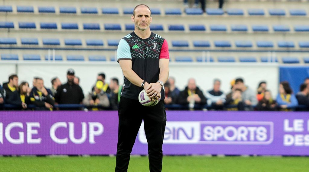 Harlequins boss thrilled to be back among Europe's elite