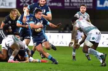 Montpellier peut compter sur Arthur Vincent