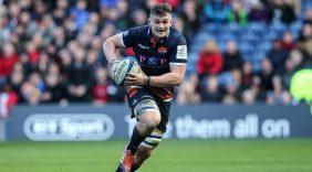 Edinburgh forward seeking European replay