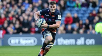 Edinburgh forward seeking European replay