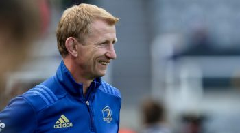 Leinster facing 'very competitive pool' says Cullen