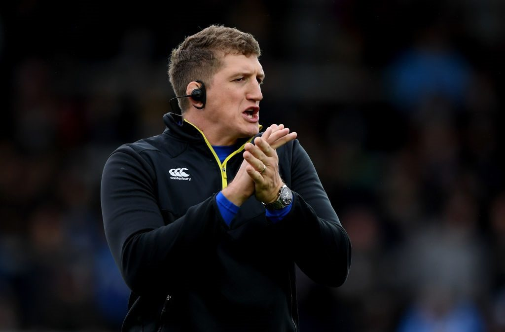 New Bath boss targets knockout stages