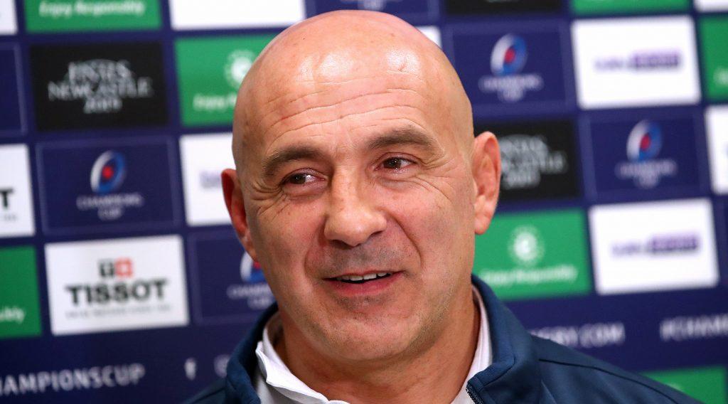 Coaches' Corner: Laurent Travers