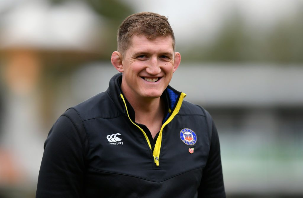 Coaches' Corner: Stuart Hooper