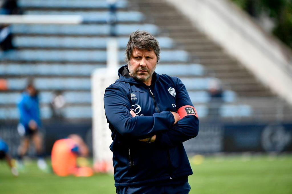 European Professional Club Rugby | Coaches' Corner: Mauricio Reggiardo