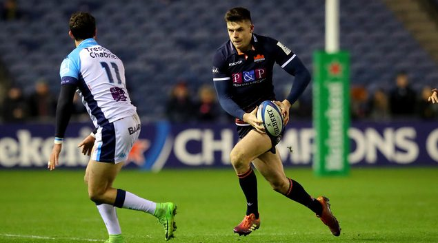 European Rugby Challenge Cup five to watch: Full-back