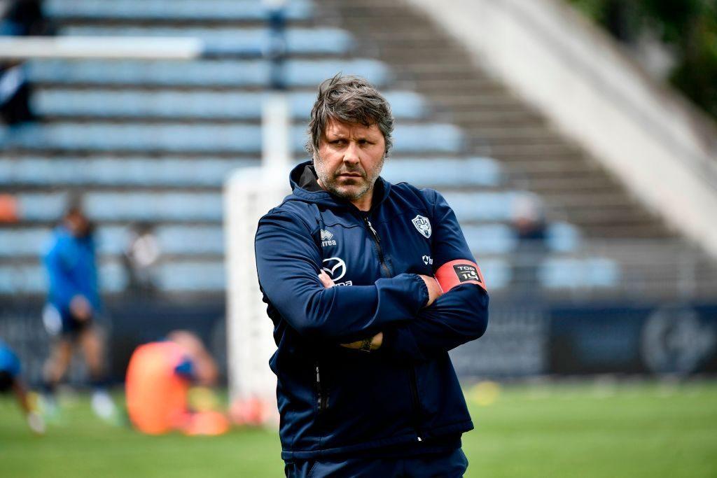 Le coin des entraîneurs : Mauricio Reggiardo