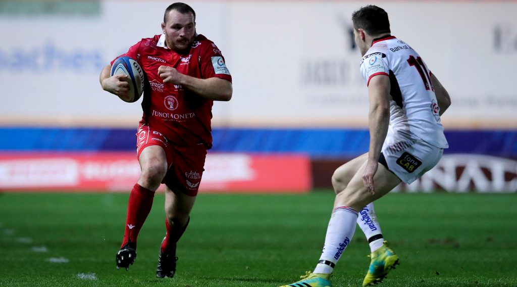 Wales turn to Challenge Cup seven