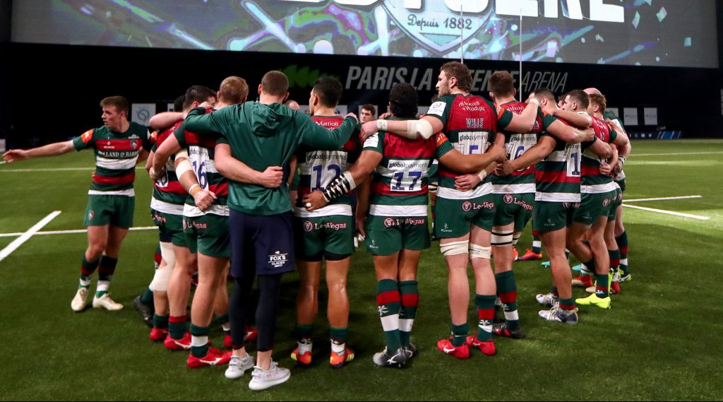 England banking on six Leicester Tigers in Japan