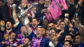Parisse picked for fifth World Cup