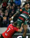 Four Leicester Tigers in England side for Ireland clash