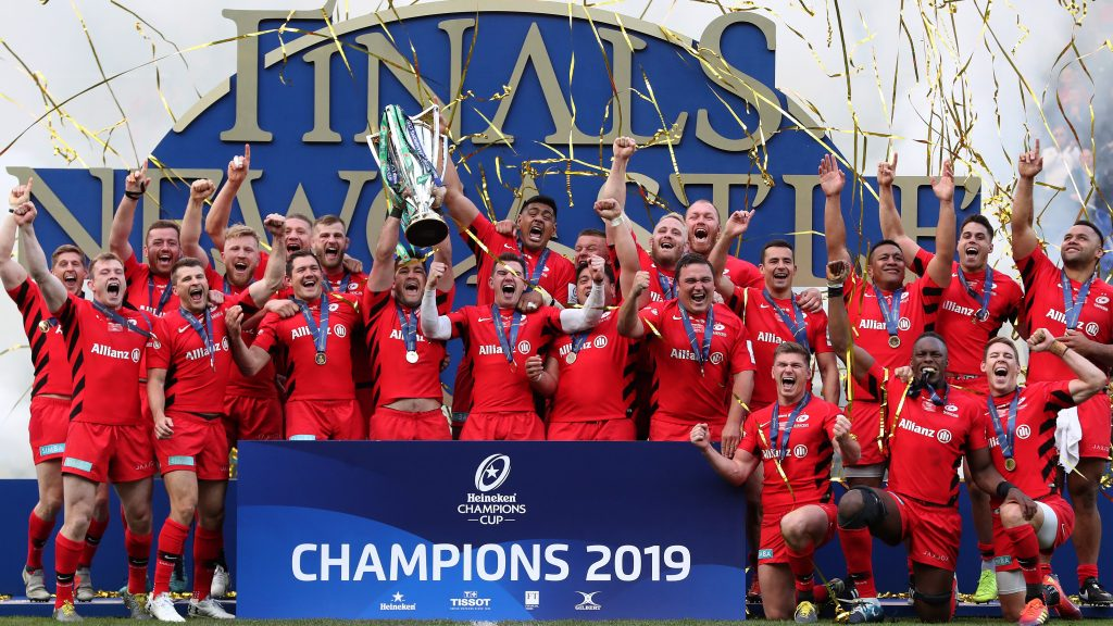 Calendario Benetton Rugby 2019.European Professional Club Rugby 2019 20 Heineken