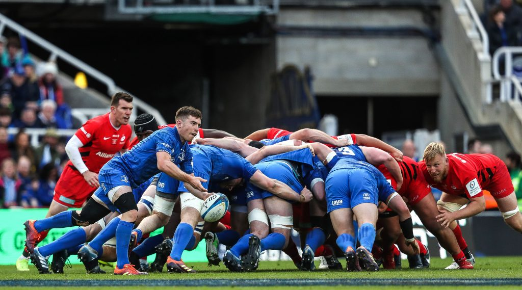 Leinster and Munster dominate Ireland's World Cup squad