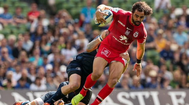 Toulouse and Clermont boost France World Cup squad